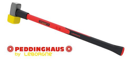 Vorschlaghammer mit Gummiaufsatz 3 kg, Nanovib, Leborgne, 100% weniger Vibration