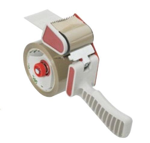 Handabroller mit Bremse, für Packband