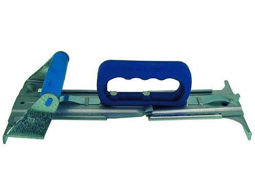 Plattenheber, Platten-Kuli, für Platten von 30-50 cm, 2 Handgriffe