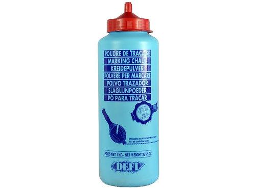 Farbpulver für Schlagschnurgeräte, Farbe rot