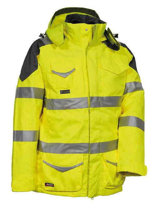 Warnschutz-Winterparka Protection 3-teilig, Profi