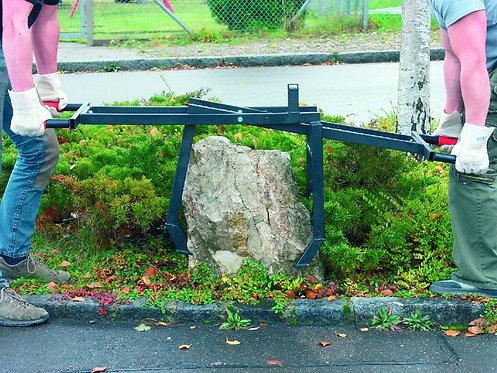 Findling-Versetzzange, bis ca. 180 kg