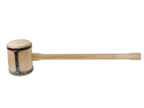 Holzschlegel aus bestem Hartholz
