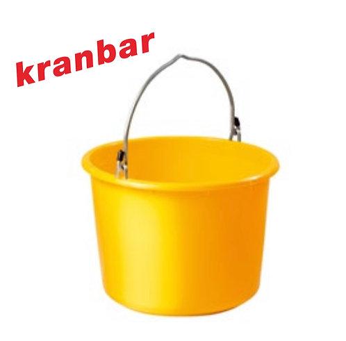 Eimer, kranbar, 20 Liter