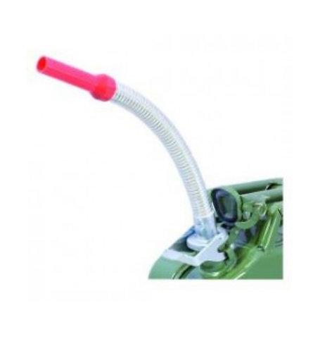 Auslauftülle flexibel für Stahlkanister