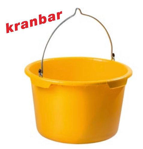 Eimer, kranbar, 40 Liter