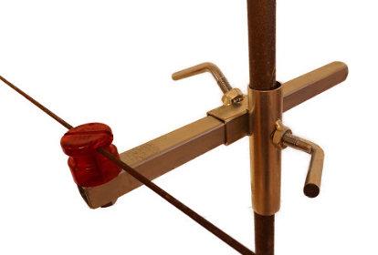 Seilhalter 50-250 mm verstellbar