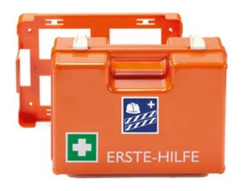 Erste-Hilfe Baustelle, DIN 13157