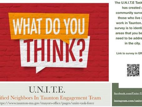 U.N.I.T.E. Task Force Community Survey