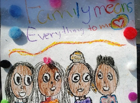 """""""What My Family Means To Me"""" Poster Winners!!!"""