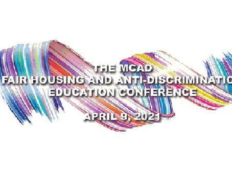 Free Virtual Fair Housing & Anti-Discrimination Conference