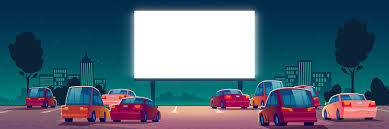 Family Drive-In Movie Event