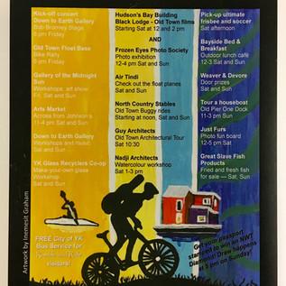 4th year poster by Inemesit Graham