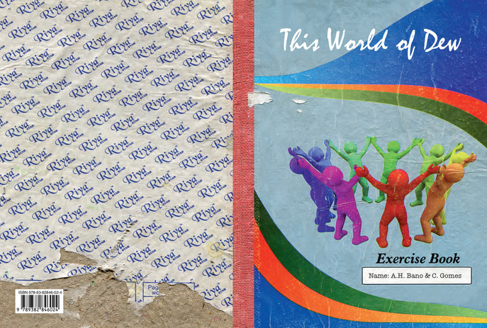 Cover, 'This World of Dew' by Chandan Gomes