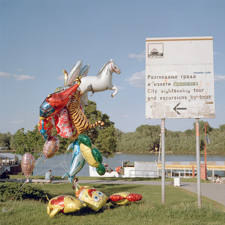 From 'YU:The Lost Country' , photobook by Dragana Jurišić