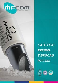 Catálogo Fresas e Brocas