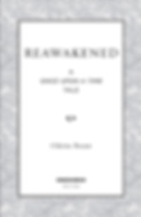 Reawakened —title page design