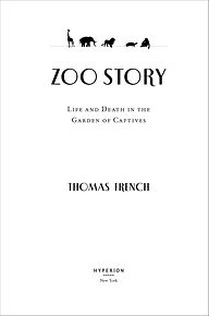 Zoo Story book design by Karen Minster