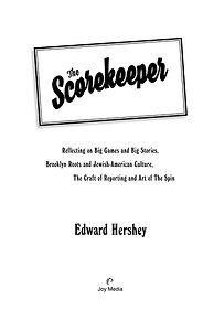 The Scorekeeper Title Page
