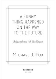 A Funny Thing Happened on the Way to the Future —title page design