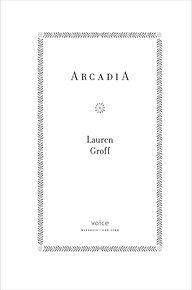 Arcadia book design by Karen Minster