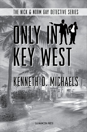 Only in Key West title page