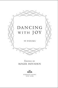 Dancing with Joy —title page design