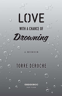 Love with a Chance of Drowning —title page design