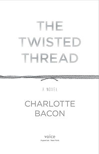 Twisted Thread —title page design