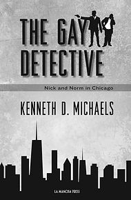The Gay Detective Title Page