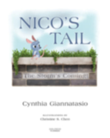 Nico's Tail title page