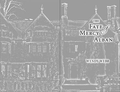 The Fate of Mercy —title page design