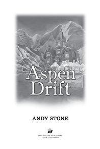 Aspen Drift Title Page