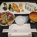 Vegetable Sushi Platter