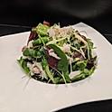 Fresh dungeness crab salad