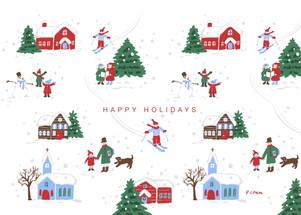 christmas pattern2019