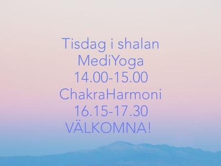 TisdagsTipset! Yoga!