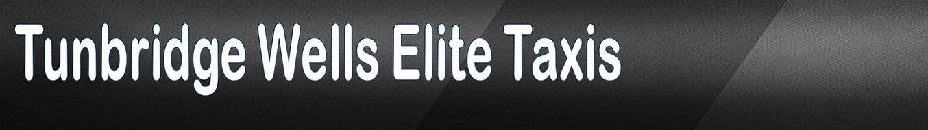 Tunbridge Wells Elite taxis logo