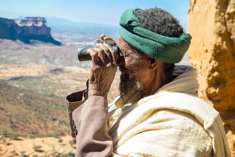 Abuna Yemata Guh, Tigray rock hewn churc