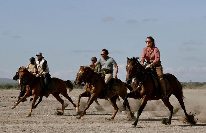 Horse Safaris - Tanzania