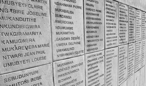 Rwandan Genocide Memorial - Kigali
