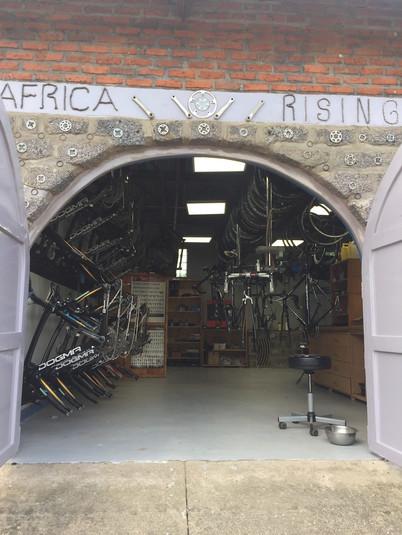ARCC - Mountain Biking - Rwanda