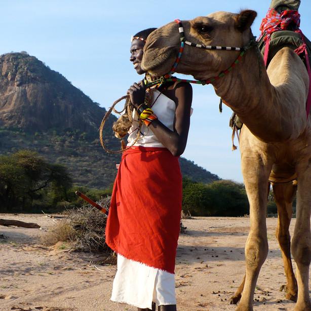 Laikipa Camel & Walking Safari - Kenya