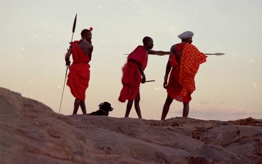 Maasai Men