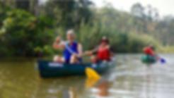 Mukungwa River Canoeing