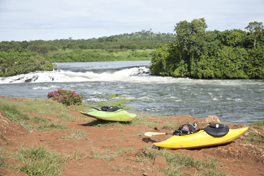 White water rafting & Kayaking - Jinja
