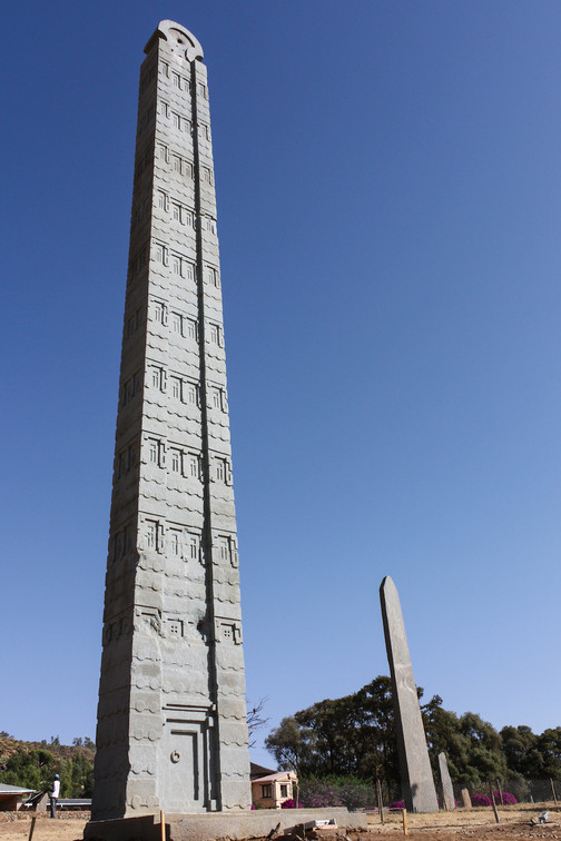 The Obelisk of Axum is 1,700-years old