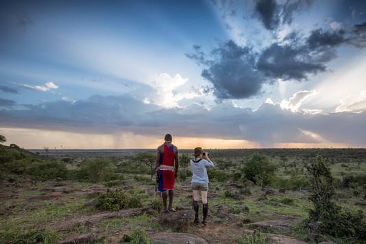 Walking the Mara