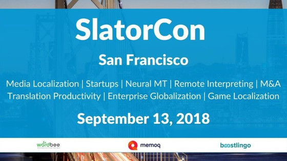 SlatorCon 2018 San Francisco