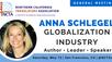 NCTA GENERAL MEETING – FEATURED SPEAKER: ANNA SCHLEGEL